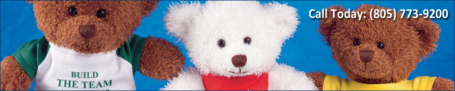 Order custom teddy bears from Giftco.